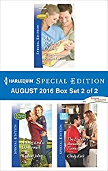 Harlequin Special Edition August 2016 Box Set 2 of 2: An Unlikely Daddy\A Dog and a Diamond\The Doctor's Runaway Fiancée
