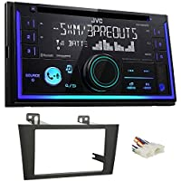 JVC Stereo CD Receiver w/Bluetooth/USB/iPhone/Sirius For 2000-2004 Toyota Avalon