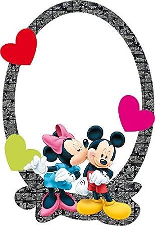 Mickey Mouse Spiegel.Minnie Mickey Mouse Disney Spiegel Sagomato