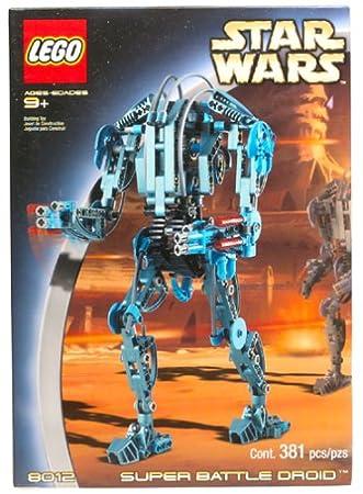 LEGO Star Wars 8012 Super Battle Droid Amazoncouk Toys  Games