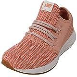New Balance Women's Cruz V2 Fresh Foam Running Shoe, Faded Copper/Pink Mist, 6 B US