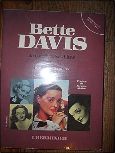 Livres gratuits en ligne Bette Davis pdf