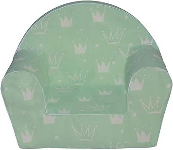 Tabouret pour enfants I Enfants fauteuil Si/ège de canap/é Meubles pour enfants PINK-MHF125 0-4 ans | MuseHouse chaise enfant