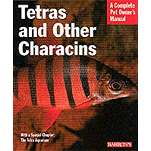 Tetras and Other Characins (Complete Pet Owner's Manual) 30