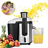 Multi-Function Juicer Extractor, BuySevenSide 4-1 Professional Kitchen Helper, Juice Jug and Cleaning Brush for Free