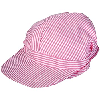 Amazon fun express childs train conductor hats 12 pack 8 kids girls pink white engineer train conductor engineer hat costume uniform pronofoot35fo Gallery