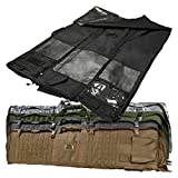 Best Case With Shooting - Tactical Hunting Rifle Case Shooting Mat Slip Resistant Review
