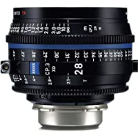 Zeiss 28mm T2.1 CP.3 XD Compact Prime Cine Lens (Feet) PL Bayonet Mount