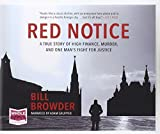 img - for Red Notice (2015-03-26) book / textbook / text book