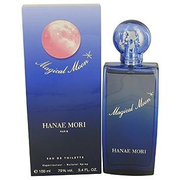 Hanae Mori Magical Moon 3.4 oz. Eau De Toilette Spray Women By Hanae Mori