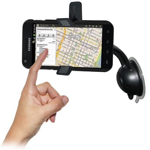 Amzer AMZ93613 Car Mount and Case System for Samsung Epic...