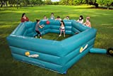 Gaga Ball Pit Inflatable 15' Gagaball Court w Electric Air Pump - Inflates in Under 3 Minutes