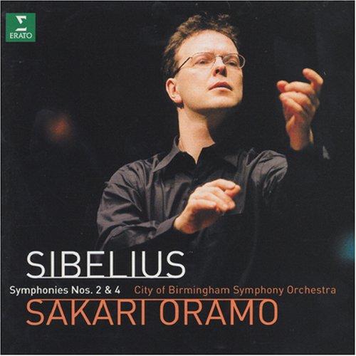 シベリウス:交響曲第2番&第4番