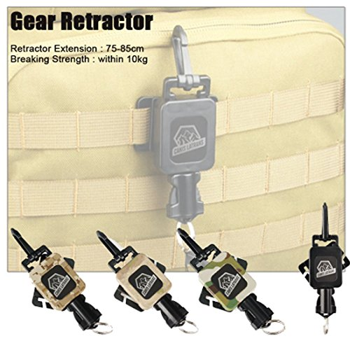 tactical swivel mount extension gear