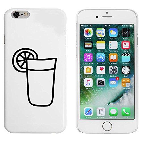 Blanc 'Limonade' étui / housse pour iPhone 6 & 6s (MC00087499)