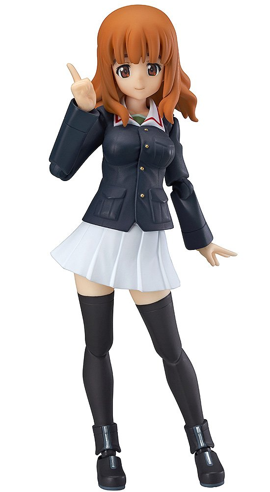 Good Smile Girls Und Panzer: Saori Takebe Figma Action Figure