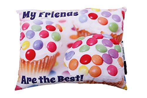 Camp Autograph Pillows Candy (Camp Cupcake)