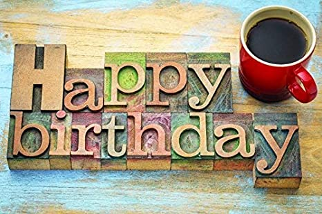 Amazon Made In USA 144 Bulk Blank Birthday Cards Coffee