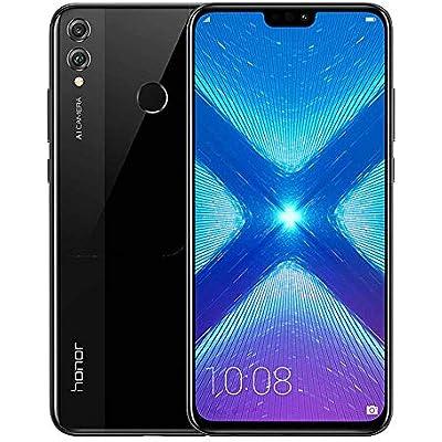 Huawei Honor Dual SIM 3750mAh Smartphones  16 5  6 5    128GB  MP  Android 8 1