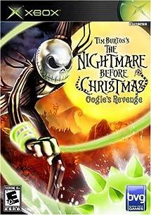 Amazon.com Nightmare Before Christmas Oogie\u0027s Revenge