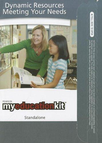 MyEducationKit - Standalone Access Card