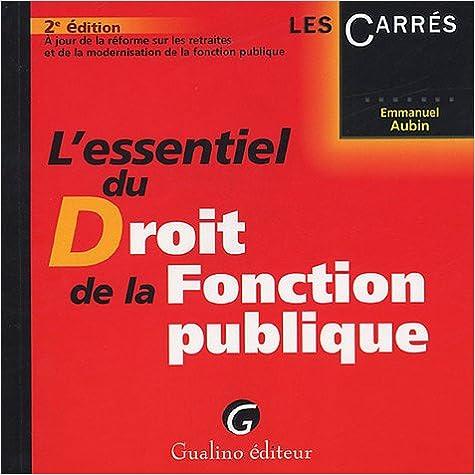 Erreur de téléchargement du livre Google L'essentiel du Droit de la Fonction publique 2842006399 PDF