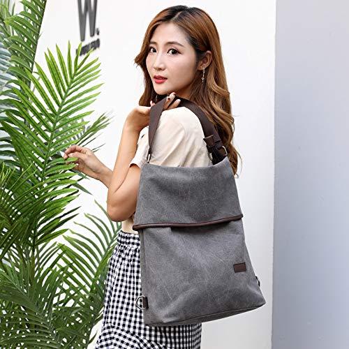 Moda Di Tracolla Coreano Canvas Circlefly Singola Signora Borsa Grande A Casual Slant 1pZ8pxqvRw