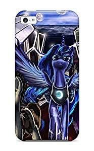 Diy iPhone 6 plus Anti-scratch Case Cover ENJOYCASE Protective Pain Mlp Case For iPhone 6 plus
