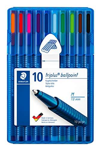 43235Mwp10Th Staedtler Ballpoint Stick Pens