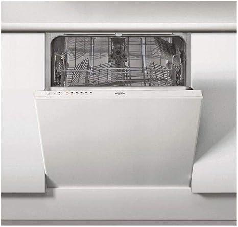 Whirlpool WIE 2B16 Totalmente integrado 13cubiertos A+ lavavajilla ...