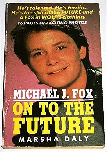 amazon michael j fox a biography marsha daly 洋書