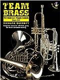 Team Brass: Trombone/Euphonium (Bass Clef) (With Free Audio CD)