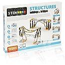 Engino Discovering STEM Structures Constructions & Bridges Construction Kit