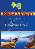 Bike-O-Vision - Virtual Cycling Adventure - California Coast - Perfect...