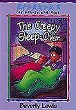 The Creepy Sleep-Over, Beverly Lewis, 155661988X