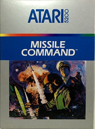 Missile Command for Atari 5200