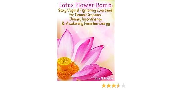 Amazoncom Lotus Flower Bomb Feminine Health Pleasure And