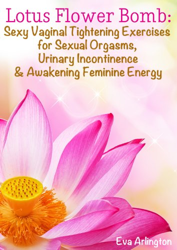 Amazoncom Lotus Flower Bomb Feminine Health Pleasure And