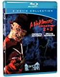 A Nightmare on Elm Street 2: Freddy's Revenge / A Nightmare on Elm Street 3: Dream Warriors (2-Movie Collection) [Blu-ray]