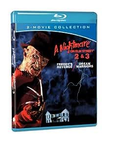 A Nightmare on Elm Street 2: Freddy's Revenge / A Nightmare on Elm Street 3: Dream Warriors (2-Movie Collection) [Blu-ray]