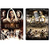 The Complete Bible Miniseries DVD Collection - The Bible: The Epic Miniseries / A.D.: The Bible Continues [22-Part TV Series