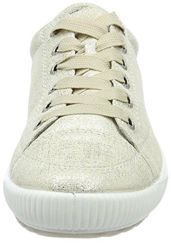 Beige 200820 Tanaro Legero Damen Low Top linen Sneaker Un8Yq1