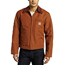 Carhartt mens Duck Detroit Jacket
