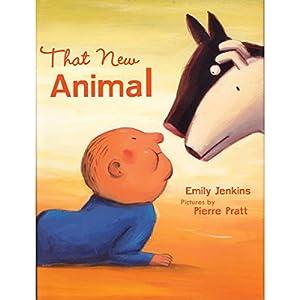That New Animal Audiobook