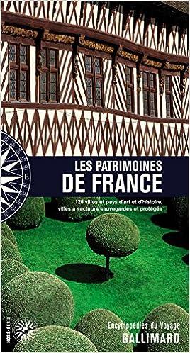 Amazon fr - Guide Patrimoines De France - Collectifs - Livres