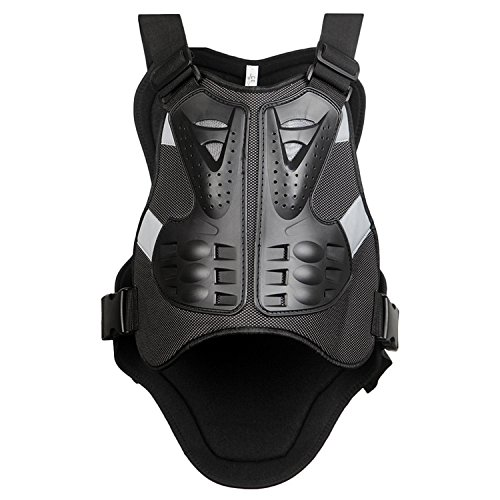 Motorcycle Body Armor Adult Street Bike Chest Protector Off-Road Dirt Bike Vest Protector