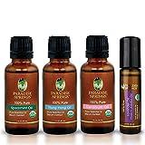 Paradise Springs USDA Organic Kit - 4-Pack Bloom