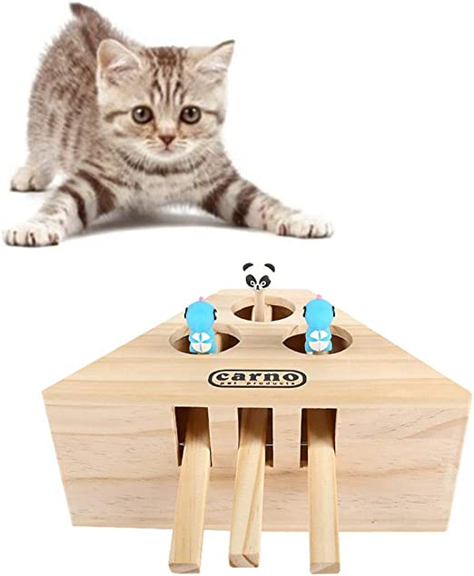 DC CLOUD Cosas para Gatos Juguetes para Gatos de Interior Juguete ...