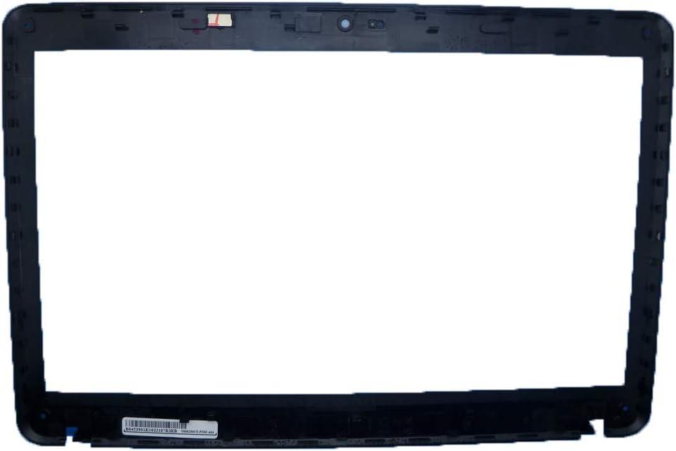 Laptop LCD Front Bezel for Toshiba Satellite C600 V000230070 Black New