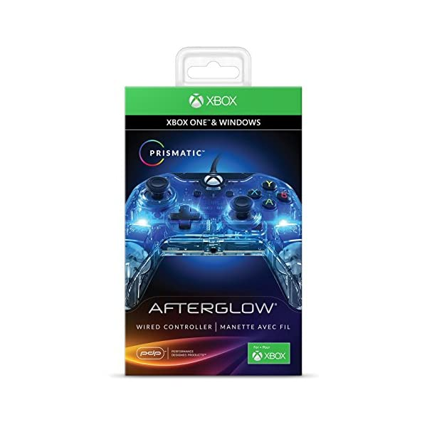 PDP 048-121-NA Afterglow Wired Controller for Xbox One (048-121-NA) - Xbox One 1